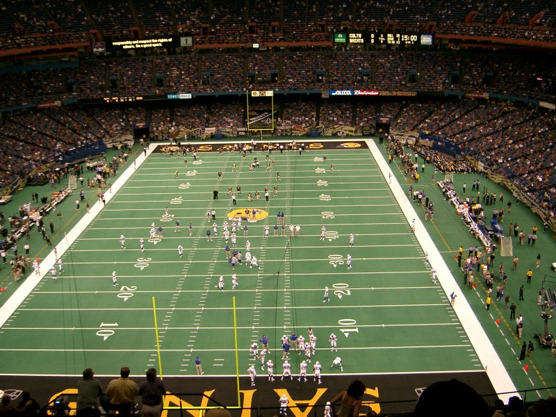 Saints - Colts, 2003