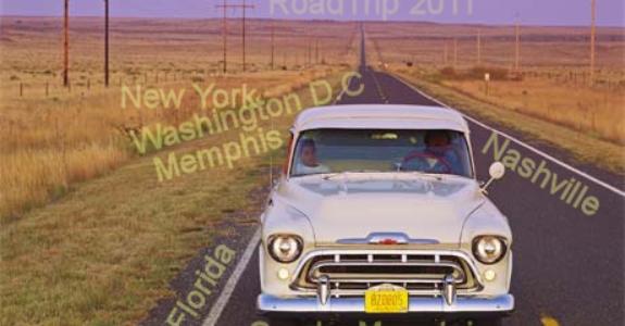Road Trip USA 2011
